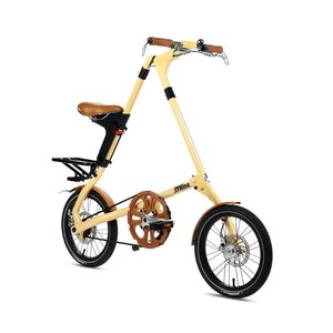 Strida 5.1 QR PLUS 크림 Cream (16인치)