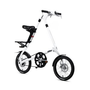 Strida 5.1 QR PLUS 화이트 WHITE (16인치)