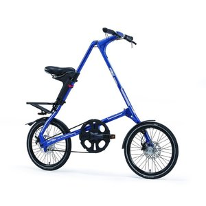 Strida SX QR PLUS 블루맨 Blue Man (18인치)