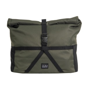 Brompton 브롬톤 버로우 롤탑백 M, 올리브 Borough Roll Top Bag M, Olive