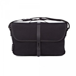 Brompton Shoulder Bag - Black 브롬톤 숄더백 블랙