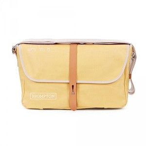 Brompton Shoulder Bag - Yellow숄더백 옐로우