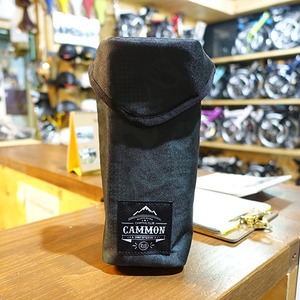 CAMMON SAHARA Bottle Bag - Black