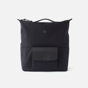 PA x bb5 Han Gang Backpack S Black 한강 백팩S 블랙