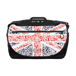 Brompton S Bag - Union Jack Flap S백 유니온잭 플랩
