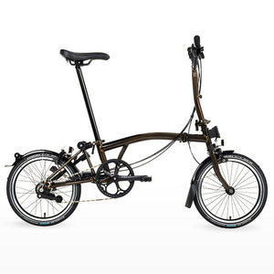 Brompton 2019 Black Edition S2L RL 블랙라커