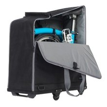 Brompton Padded Travel Bag with 4 Rollers 브롬톤 트래블 백