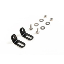 Brompton Brackets for R lamp, R-versions with rack 브롬톤 짐받이용 후미등 거치대실버/블랙