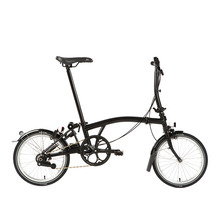 Brompton 2019Black Edition S2L BK